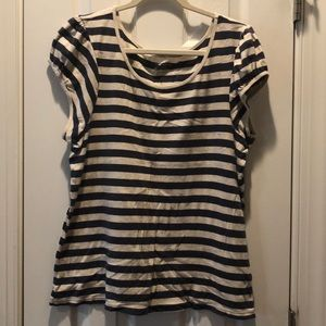 Old Navy Striped Top Size XXL